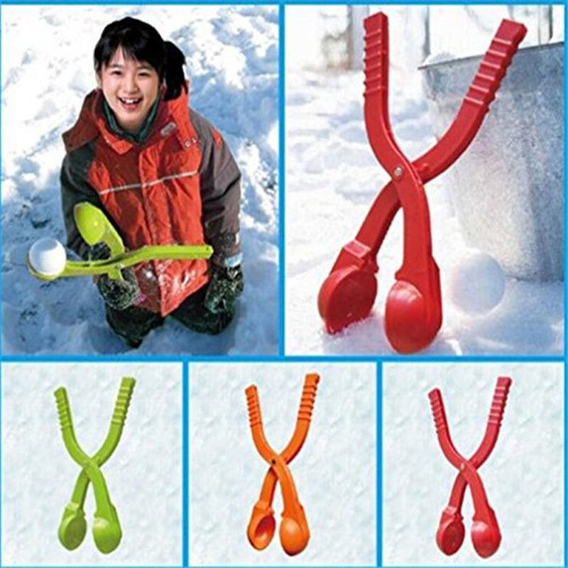 1pclot-Winter-Snow-Ball-Maker-Sand-Mold-Tool-Kids-Toy-Lightweight-Compact-Snowball-Fight-outdoor-sport-tool-Toy-Sports-2