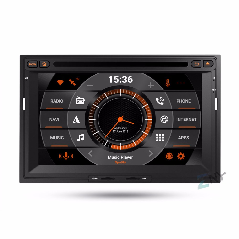 7 HD Android 8.0 Car DVD For Peugeot 3008 5008 Auto Radio FM RDS WiFi Bluetooth GPS Navigation Video Multimedia Player 4+32GB
