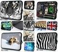 "Design elegante 13.3 ""14"" 15.6 ""11.6"" 17.3 ""10.1"" laptop sleeve neoprene macio sleeve case bolsa capa para hp dell sony samsung"