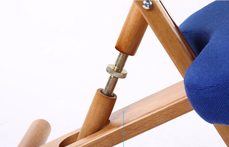 Ergonomica sedia inginocchiata con caster sgabello supporto mobili
