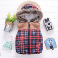 Autumn and Winter Children's Brand Vest Boy Wear Knitted Vest Cute Style Waistcoat Sleeveless Jacket Vests for Boys Baby