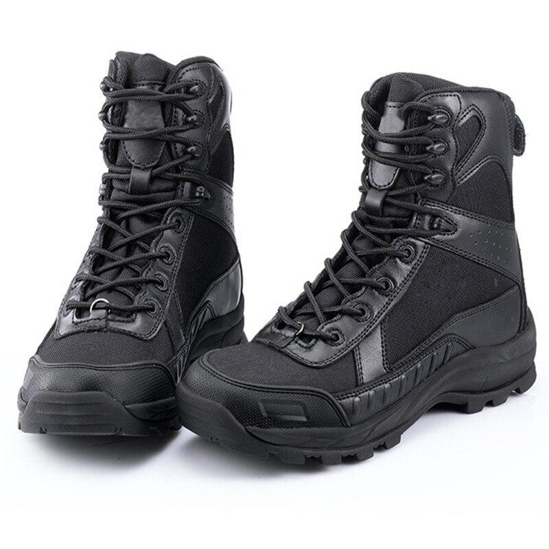Men Outdoor Sports Military Tactical Outfit Desert Men font b Boots b font Traveling font b