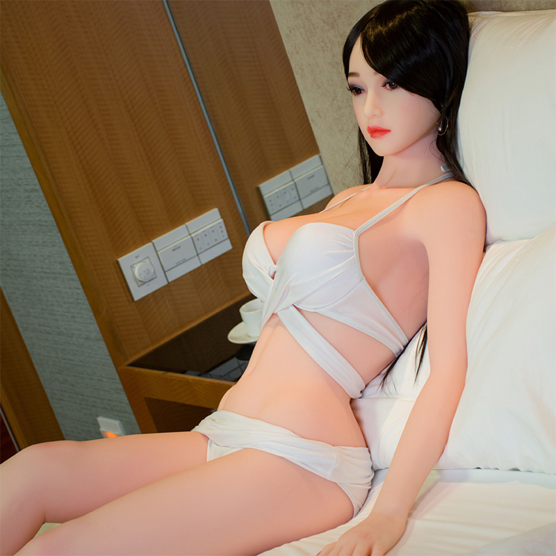 Top quality <font><b>real</b></font> silicone <font><b>sex</b></font> <font><b>dolls</b></font> <font><b>165cm</b></font> full oral love <font><b>doll</b></font> realistic toys for men big life breast sexy mini vagina adult image