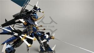 Image 5 - COMIC CLUB IN LAGER Teufel Hunter DH01 Blau Krieger mb Datum Masamune GUNDAM VIDAR Legierung Rahmen action roboter figur spielzeug