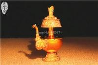 Tibetan Gold Kwok Bun Pemba Pot Net Kettle Water Net Bottles Of Water Cup Small Aquarius