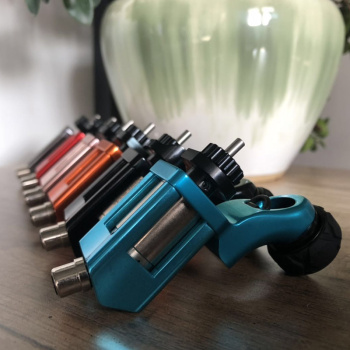 New! Original Hummingbird V3 Swiss Motor Rotary tattoo machine  Free RCA Cord For Tattoo Supply