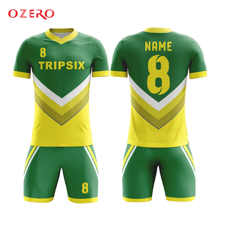custom sublimated soccer team uniform football jersey shirt design sublimation custom soccer uniform