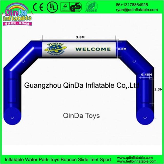 Гуанчжоу Завод Дешевые Оксфорд/ПВХ Обычай Надувные Арки Для Продажи