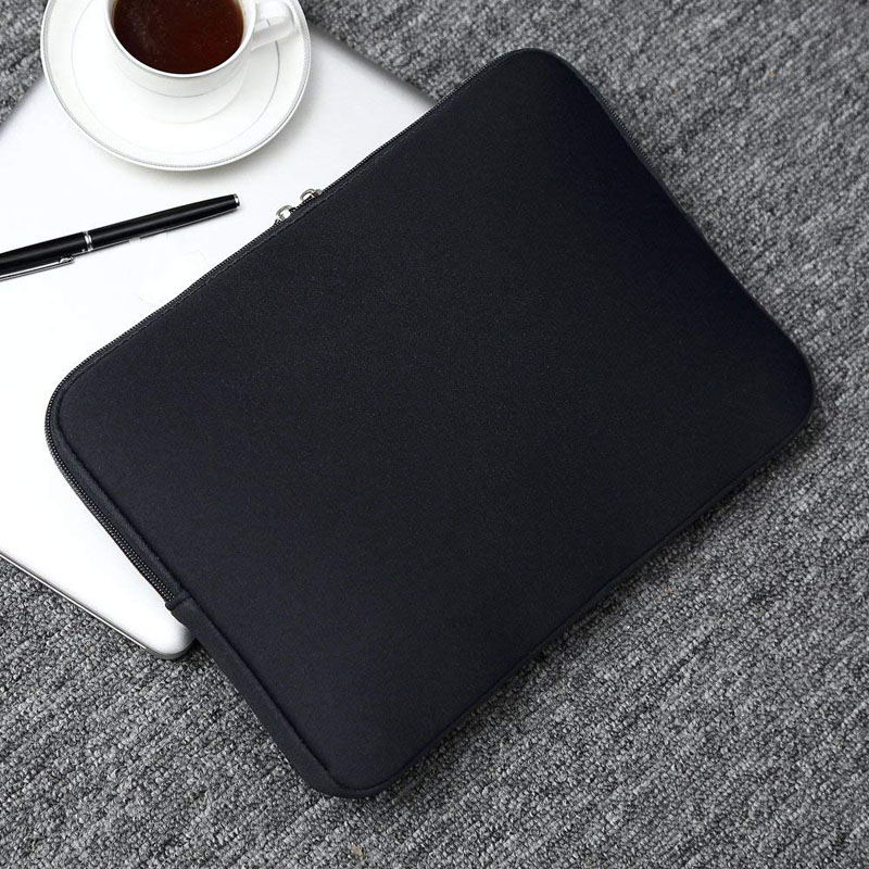 Image 5 - Soft Laptop Bag For xiaomi Dell Lenovo Notebook Computer Laptop for Macbook air Pro Retina 11 12 13 14 15 15.6 Sleeve Case Cover-in Laptop Bags & Cases from Computer & Office