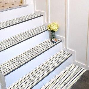 Image 3 - Etiquetas quentes da escada das etiquetas da parede, etiqueta do assoalho de diy, apropriado para o banheiro, cozinha, escada etc. Ambiental Proteger
