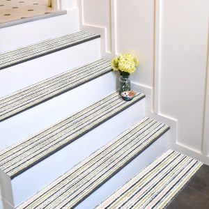 Image 3 - Hot  Wall Stickers Stair Stickers,Diy Floor Sticker,    Suitable For The Toilet, Kitchen, Stair Etc. Environmental Protect