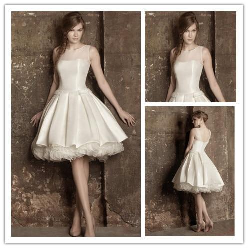 Online Buy Wholesale short corset wedding dresses from China short corset wedding dresses