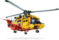decool 3357 1056pcs Technology Series Rescue helicopter Building brocks bricks baby toys children gift education model
