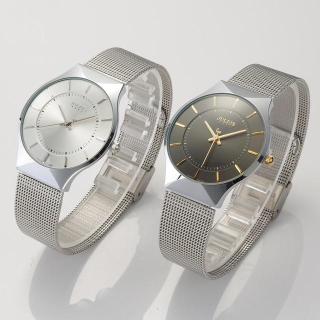 dbf0a9e2b13 2016 Luxury Brand Julius Men Watches Analog Quartz Watch Fashion ...