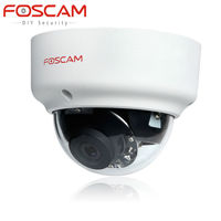 Foscam FI9961EP Vandal Proof Outdoor Full HD 1080P Security POE IP Dome Camera 2 0 Megapixel