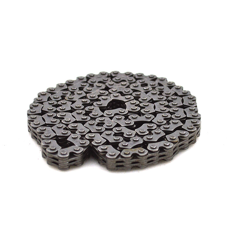 2088 Motorcycle Timing Chain Silent Cam Chain Tank Chain 3*4-126L 126 Links For Honda CBF250 CBF 250 Spare Parts rubing matching motorcycle accessories gn250 did9 timing chain in pieces