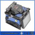 FTTH Fibra Óptica Fusionadora Máquina de Empalme De Fibra Con Fibra Cleaver Orientek Fibra De Soldadura T37 y Fibra Stripper Envío Gratis
