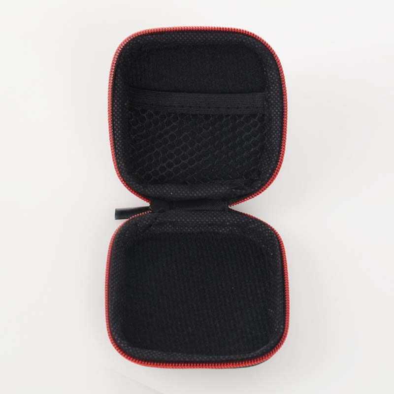 Mini Multifunctionele Koptelefoon Opbergdoos Headset Datakabel Usb-kabel Sd Card Organizer Case Bag ND998