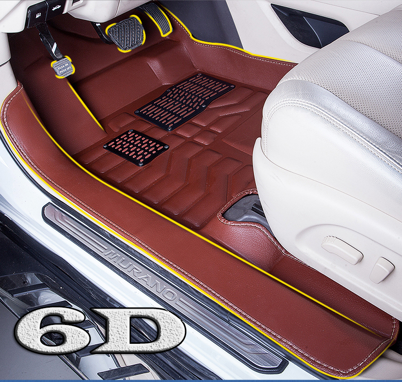 Custom Fit 6d Full Covers Waterproof Personality Car Floor Mat Car Accessories For Honda Crv Cr
