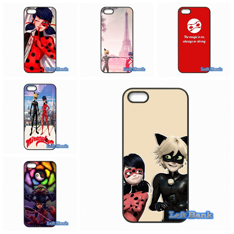 miraculous ladybug Phone Cases Cover For Xiaomi Redmi 2 3 3S Note 2 3 Pro Mi2 Mi3 Mi4 Mi4i Mi4C Mi5 Mi MAX