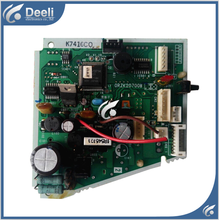 Подробнее о 95% new good working for air conditioning computer board  KFR-36G/BP ORZK20700B PC control board on sale 95% new good working for air conditioning computer board a742148 a742498 a741495 a741358 a71814 pc control board on sale