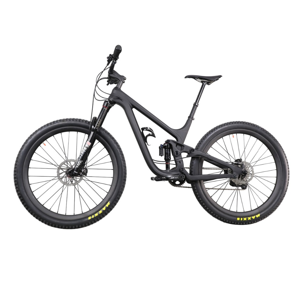 11.11 2019 Carbone 27.5ER PLUS Enduro Suspension vtt vélo voyage 150mm boost endurance vélo de montagne de carbone