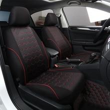 Asiento de coche cubierta de asiento de automóvil cubre para Volkswagen vw golf 3 4 5 6 7 gti R golf7 mk7 jetta 6 mk6 mk4 mk3 Cubiertas Protector de Asiento de Coche
