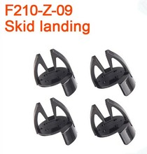 Walkera F210 RC Helicopter Quadcopter spare parts F210-Z-09 Tripod Skid Landing