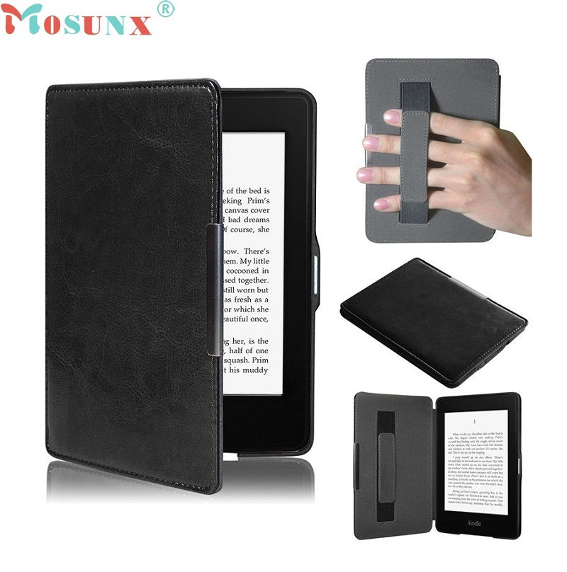 Beautiful Gitf 2017 New Premiu Ultra Slim Leather Smart Case Cover For New Amazon Kindle Paperwhite 5 Wholesale price Dec22 цены онлайн