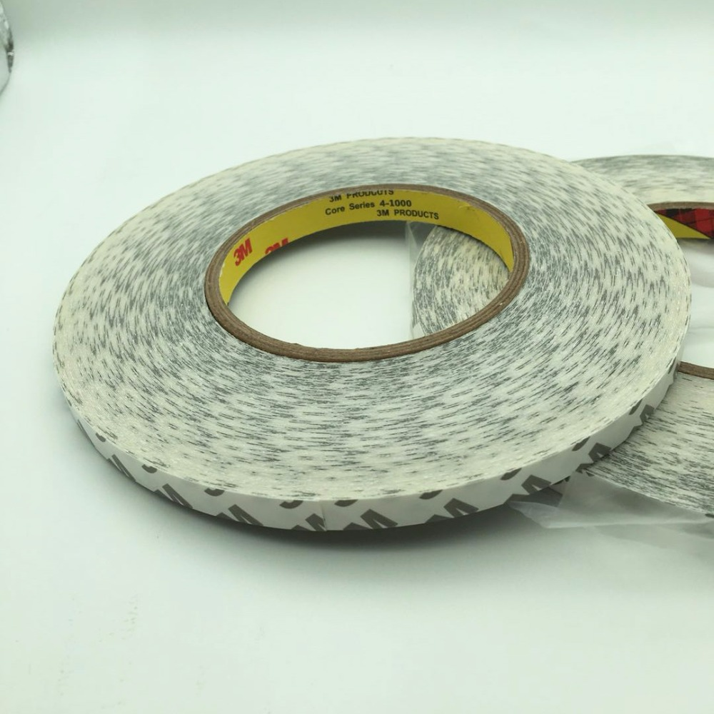 Disciplined 50m/roll 8mm~15mm Original 3m 9080 High Adhesive Tape High Temperature Resist For Led Light Strip Phone Lcd Touch Screen Bezel