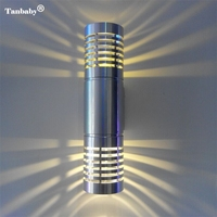 6W 2 3W Mordern Led Wall Light Wall Lamp Sconces Ceiling Lamp For Hall Bedroom Corridor
