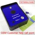 GSM notfall helfen aufruf telefon GSM service intercom helfen rufen punkt-in Audio-Gegensprechanlage aus Sicherheit und Schutz bei
