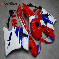 Custom order+red blue motorcycle cowl for CBR600F2 1991 1994 CBR600 F2 91 92 93 94 ABS Plastic motorcycle fairing