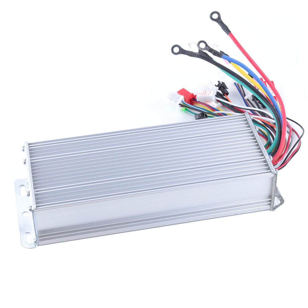 Electric Bicycle Brushless Motor Controller 48V 1500W 18 Fets For E bike Scooter Best Price