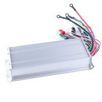 Electric Bicycle Brushless Motor Controller 48V 1500W 18 Fets For E bike&Scooter Best Price