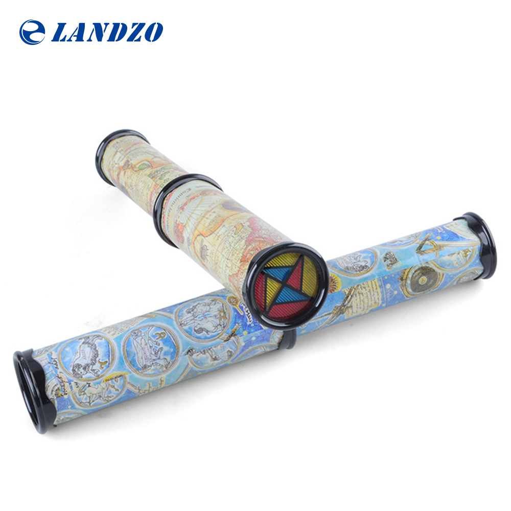 30CM Educational Rotating Magic Kaleidoscopes Colorful Preschool Classic Toys for Children Baby Kids Early Learning Gifts dayan gem vi cube speed puzzle magic cubes educational game toys gift for children kids grownups