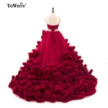 Luxo Princesa Long train Nuvem Designer mais o tamanho Do Casamento de Praia vestidos de Casamento 2017 vestidos de noiva robe de mariage(China (Mainland))