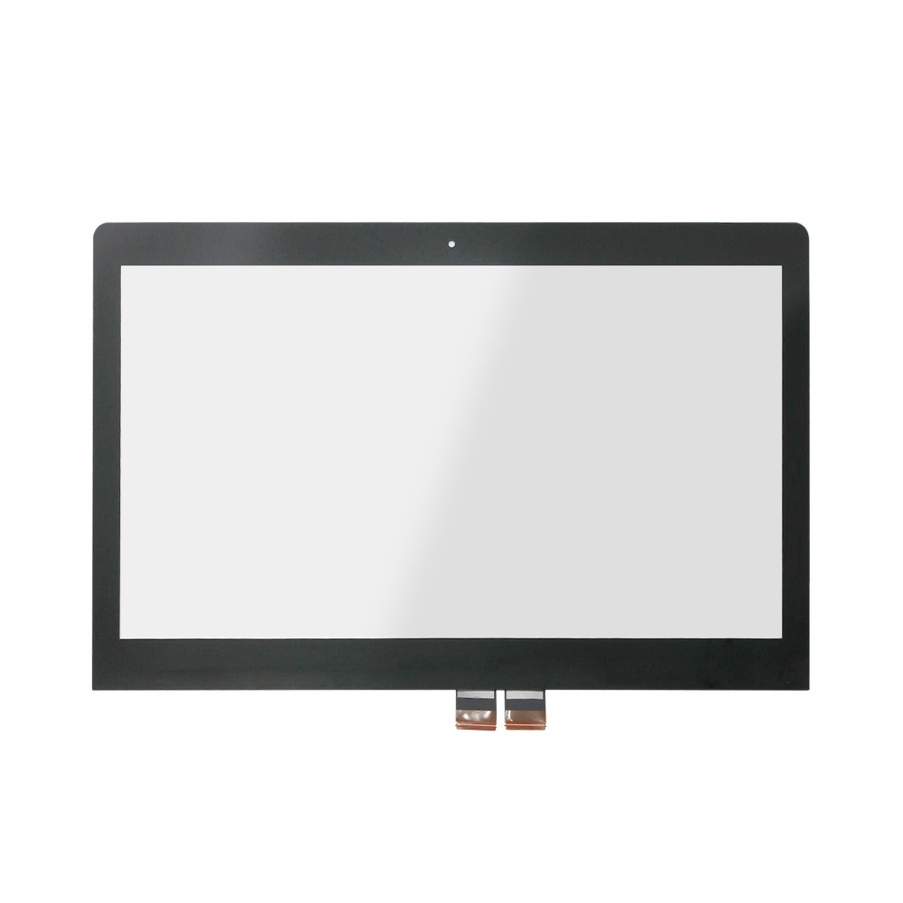New 14 Touch Screen Glass+Digitizer Replacement For Lenovo Yoga500-14 Yoga 500-14IBD original 14 touch screen digitizer glass sensor lens panel replacement parts for lenovo flex 2 14 20404 20432 flex 2 14d 20376