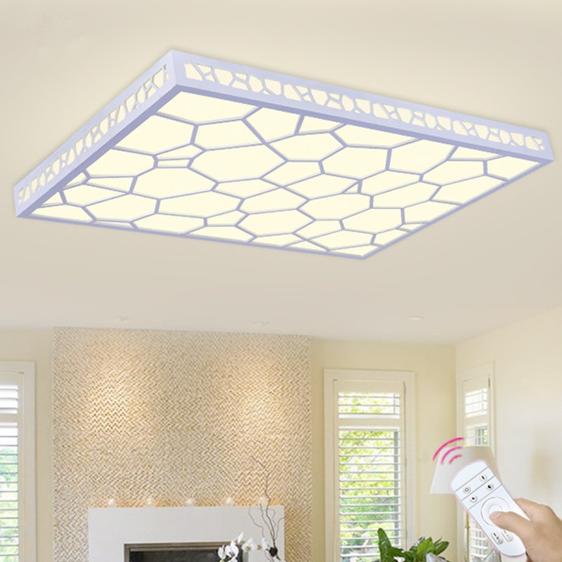 Modern Simple LED Ceiling Light Art Home & Commercial Interior Lighting Ceiling lamp 110-240V