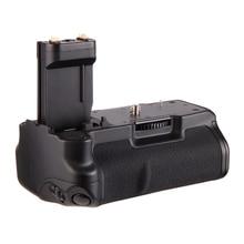 Захват вертикальный Аккумулятор Для Canon 400D 350D XT Xti DSLR Камеры как BG-E3 Бесплатной Доставкой