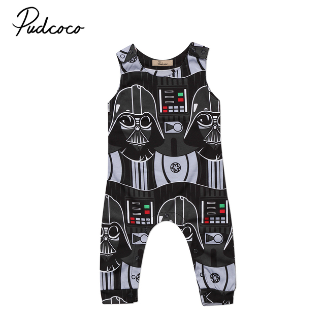 Star Wars Baby Jumpsuit