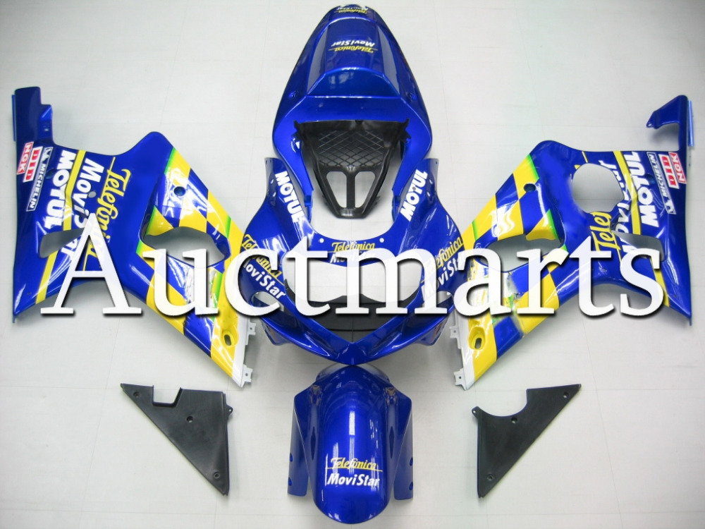 For Suzuki GSX-R 1000 2000 2001 2002 ABS Plastic motorcycle Fairing Kit Bodywork GSXR1000 00 01 02 GSXR 1000 GSX 1000R K2 CB17