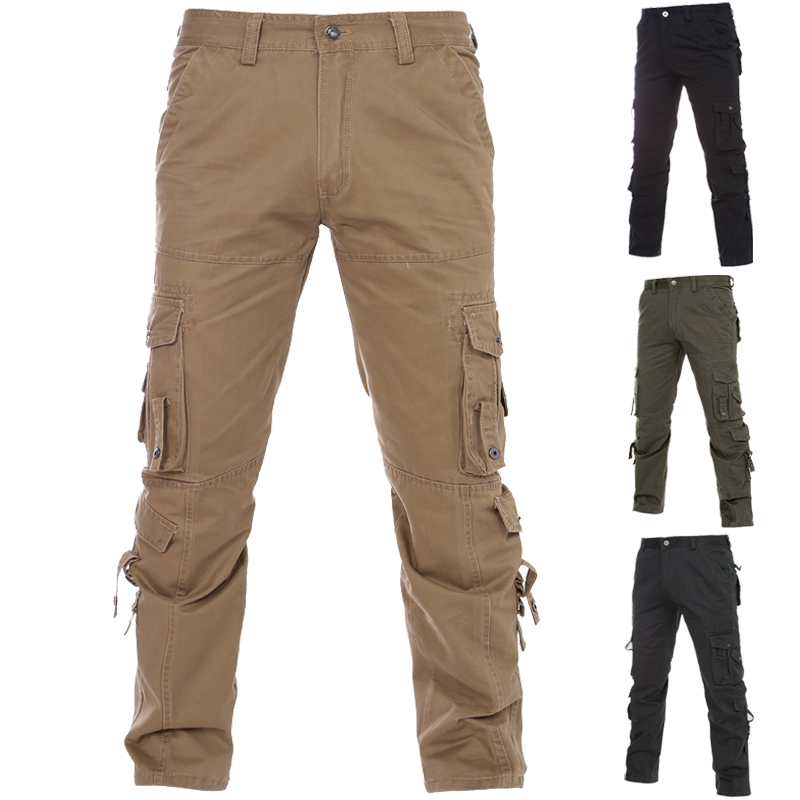 Baggy Cargo Pants Men