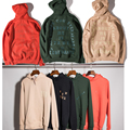 Высокое Качество YEEZY Толстовки Мужчины Женщины Париж Нью-Йорк мужчины Женщины Kanye West ПАБЛО Балахон Y-3 Кофты 3D Бренд Clothing