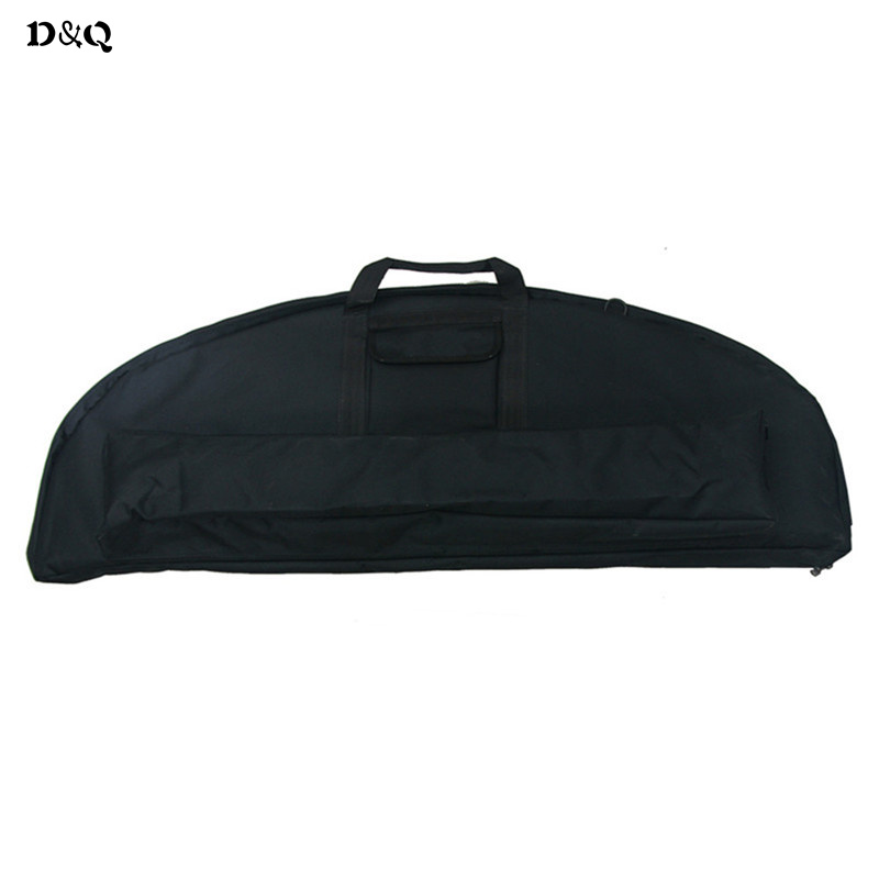 95cm Negru / camuflaj Recurve Compus cu arc cu arc Sacou cu buzunar - Vânătoare