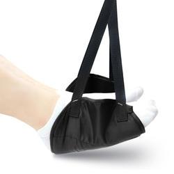 Передвижное кресло Office для дома стол гамак для ног путешествия самолет Крытый Черный средства ухода за кожей стоп Hommock ног