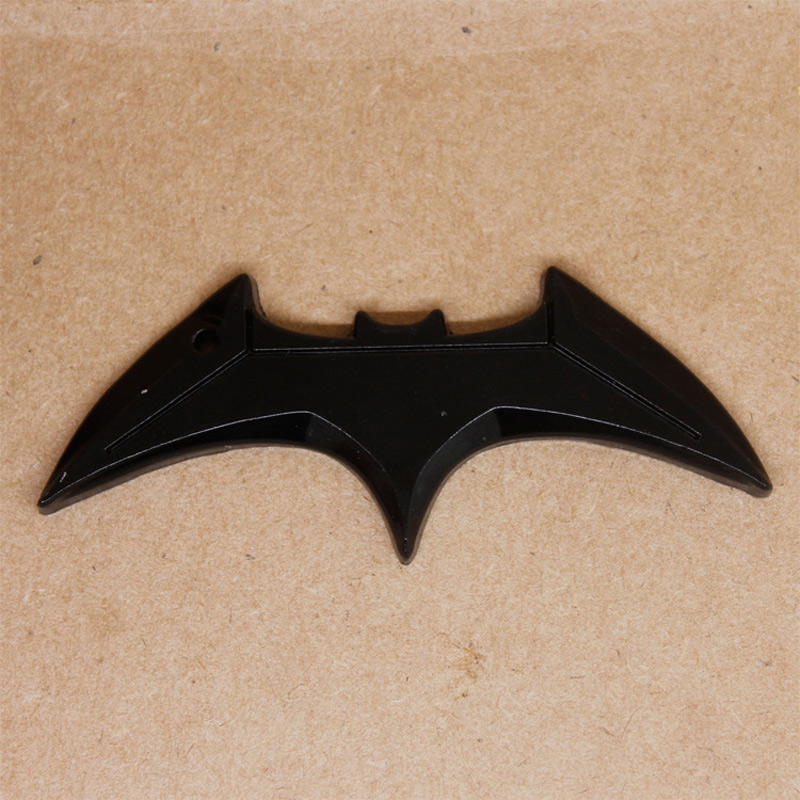 15cm Metal Batarang Replica DC Comics Batman Arkham The Dark Knight Rises 1PCS