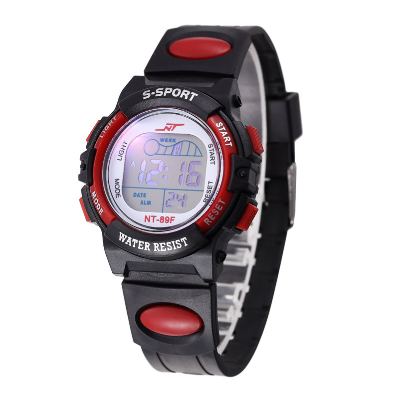 Back To Search Resultswatches Objective Waterproof Children Sport Watch Boy Digital Led Quartz Alarm Date Sports Wrist Watch Relogio Infantil Relogio Menino Hot Sale