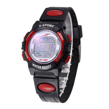 WoMaGe Watch For Boys 2018 New LED Digital Sports Watches