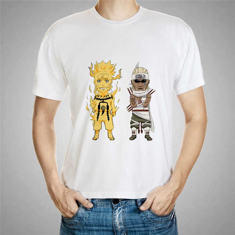 3D T Shirt 2019 dos homens Harajuku Naruto Naruto Desenho Animado Anime T-shirt de Impressão Roupas casa grande meninos T-shirt direto da fábrica 57-1 #